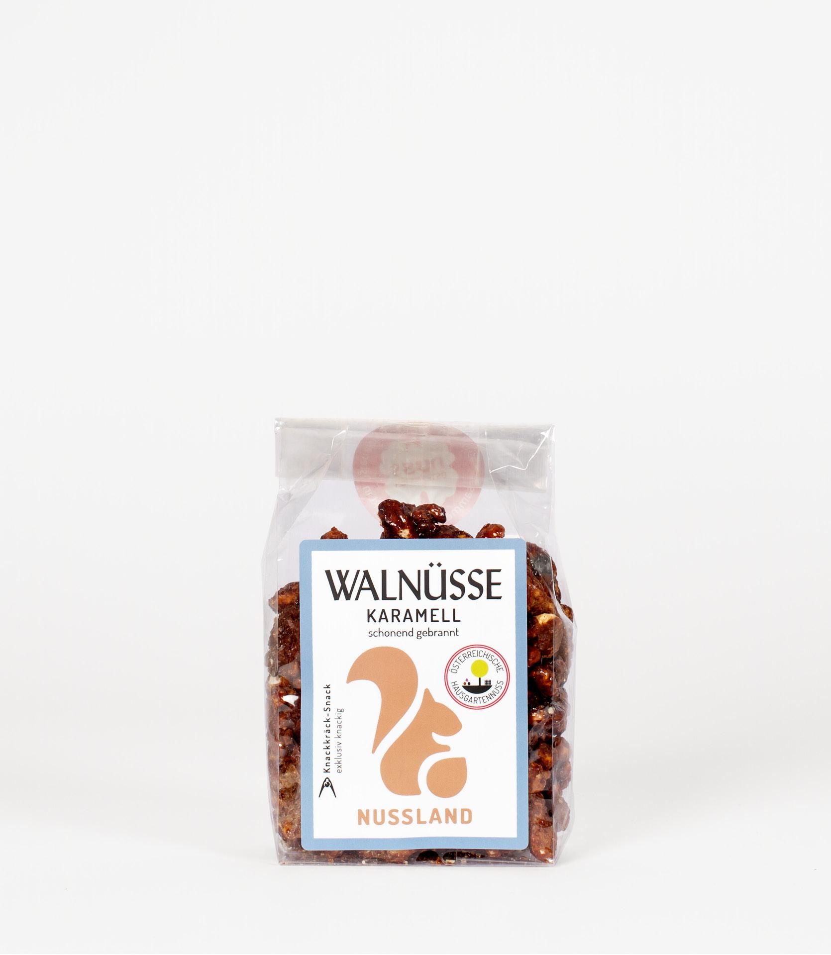 Walnüsse - Nussland / Karamell